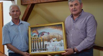 ULJUB darovao slike brčanskoj Galeriji