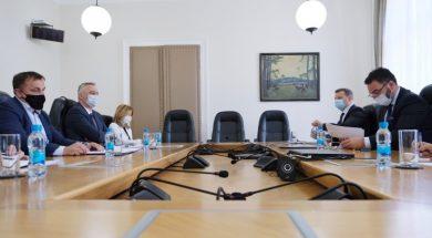 Košarac, Pašalić i Dedić razgovarali o mjerama za unapređenje poljoprivrede
