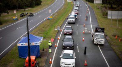 Nakon ponovonog otvaranja granica u Australiji kolone vozila duge 20 kilometara