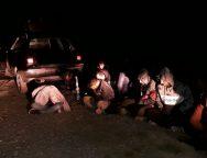 Na području općine Osmaci spriječeno krijumčarenje 12 migranata