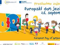Obilježavanje Evropskog dana jezika 26. septembra