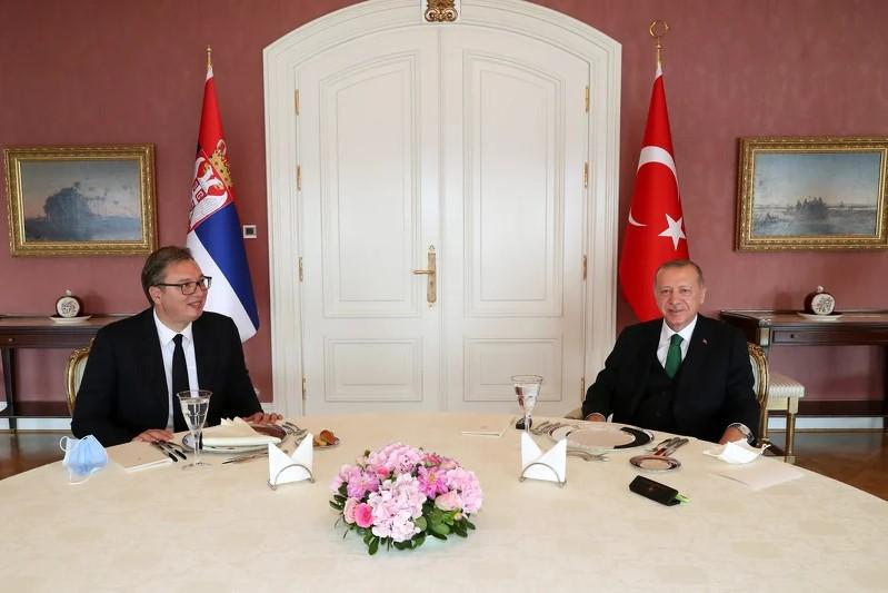 Susret Erdogana i Vučića u Istanbulu: Srbija ne želi bilo kakav sukob sa Turskom