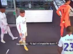 Screenshot_2020-10-28 Benzema snimljen kako sabotira Realovog igrača Meni daj loptu, on igra protiv nas