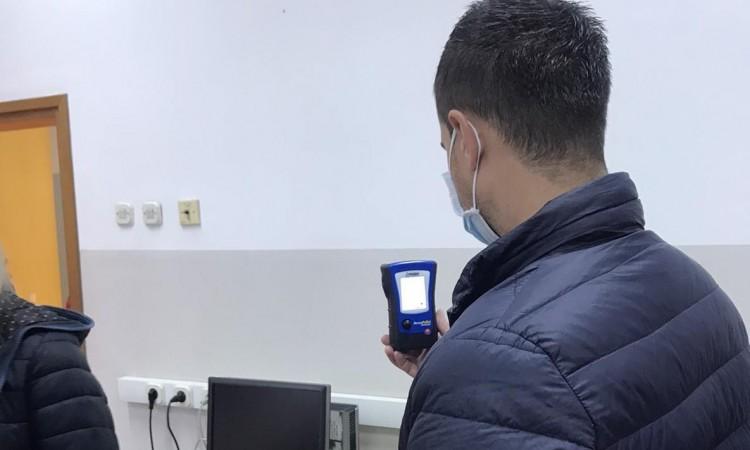 INZ – Prvi put u školama ispitivanje organskog zagađenja kontakt-površina