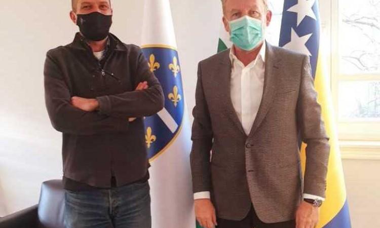 Režiser Ahmed Imamović postao član SDA