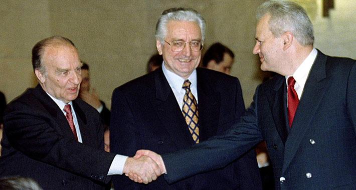 Prošlo je 25 godina od potpisivanja Dejtonskog sporazuma