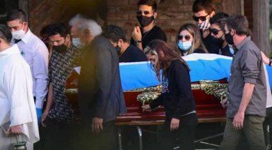 Maradona sahranjen u Buenos Airesu