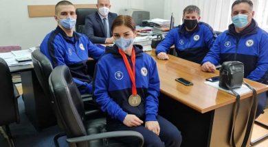 Ministarstvo kulture i sporta KS dodijelilo stipendiju od 3.000 KM Tari Bohatjuk