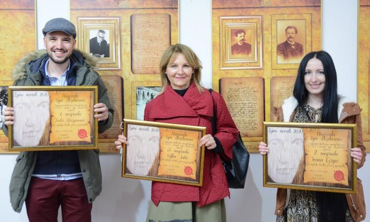 Uručene nagrade za kratku priču ¨Zija Dizdarević¨