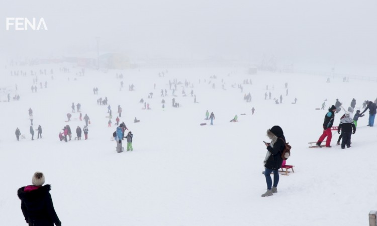 Memeledžija: Bjelašnica trenutno pruža najbolje uslove za skijanje (VIDEO)