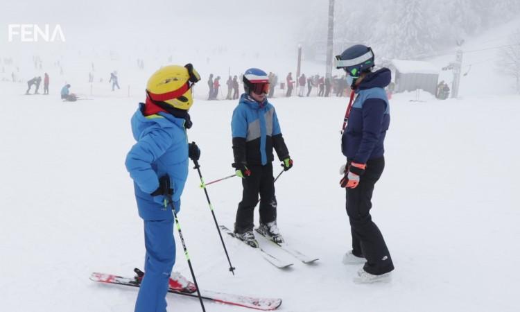 Subašić: Želimo stvarati reprezentativce BiH u skijanju (VIDEO)