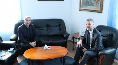 Premijer Forto i načelnik Tanović razgovarali o saradnji na razvojnim projektima