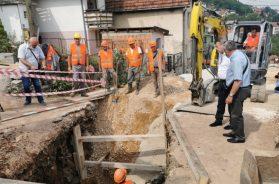 Stanovnici devet ulica u Starom Gradu dobili novu kanalizacionu mrežu