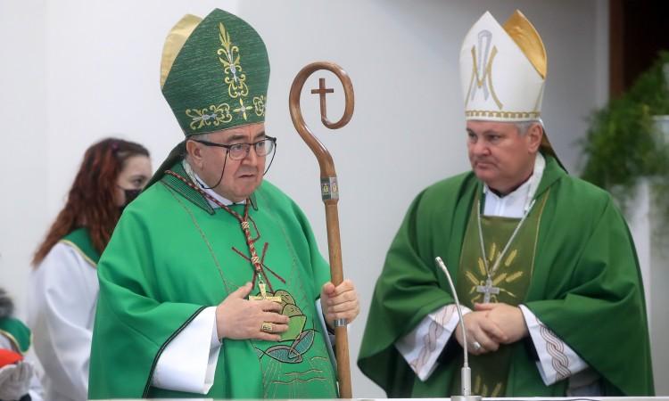 Vrhbosanska nadbiskupija – 180.000 eura pomoći za podučja stradala potresom