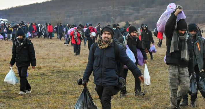 Ove godine će još veći broj izbjeglica i migranata krenuti prema Evropi