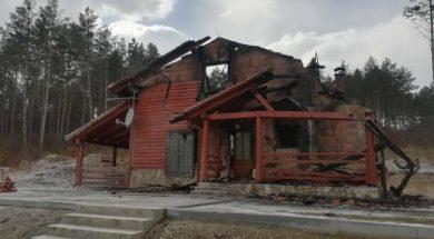 Izgorio šumarski edukacijski centar na Crnoj stini kod Livna