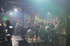 Policija upala u noćni klub i zatekla 700 ljudi