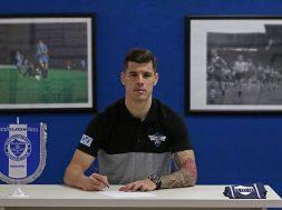 Stevanović potpisao novi ugovor sa Željezničarom