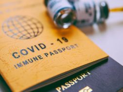 covid pasoš