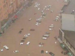 kina poplave