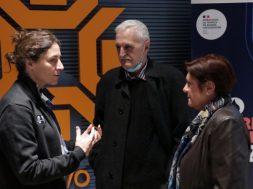 Francuska amabasadorica za sport Laurence Fischer posjetila Olimpijski muzej