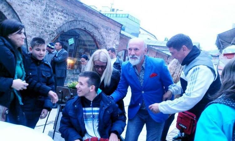Turistički vodiči zahvalni Dini Merlinu na doprinosu turizmu glavnog grada BiH