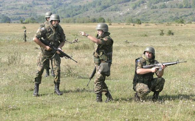 Promjene u organizaciji Ministarstva odbrane BiH