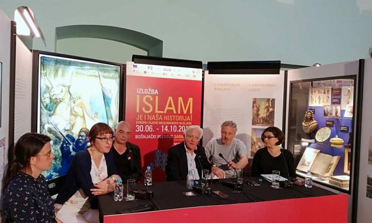 U Bošnjačkom institutu izložba 'Islam, to je i naša historija'