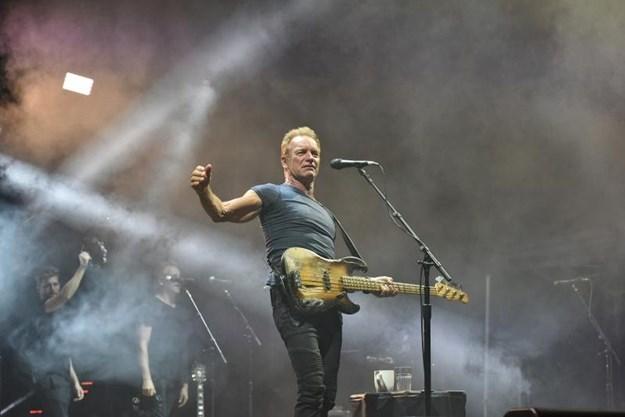 Pula: Sting oduševio hrvatsku publiku