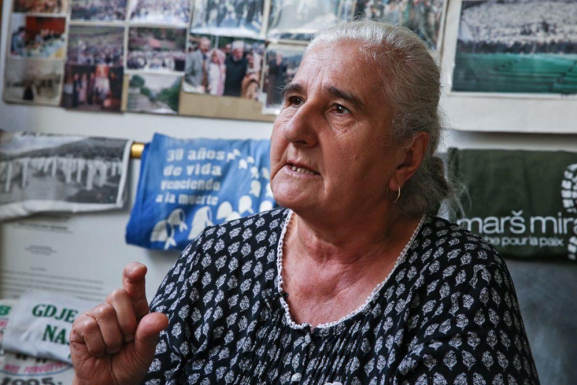 Munira Subašić: Žrtve nikada ne mogu biti zadovoljne, tužit ćemo Srbiju i RS