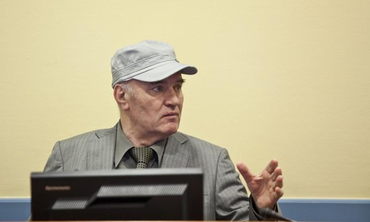 Ratni zločinac Ratko Mladić osuđen na doživotnu robiju