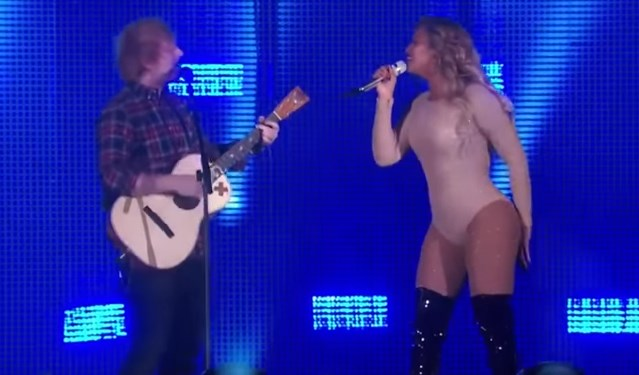 "Ed Sheeran i Beyonce iznenadili fanove pjesmom ""Perfect Duet"" (VIDEO)"