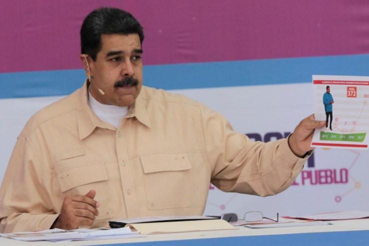 Venecuela predstavila virtuelnu valutu nazvanu petro
