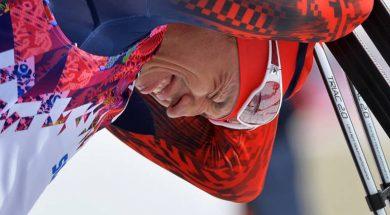 Russian skier Alexander Legkov banned for life