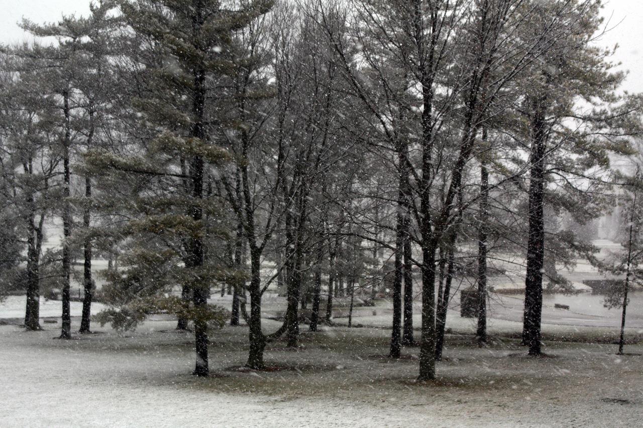 U Bosni oblačno sa slabim snijegom, u Hercegovini vedro