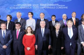 Foreign ministers of South Korea, US, Japan meet in Vancouver