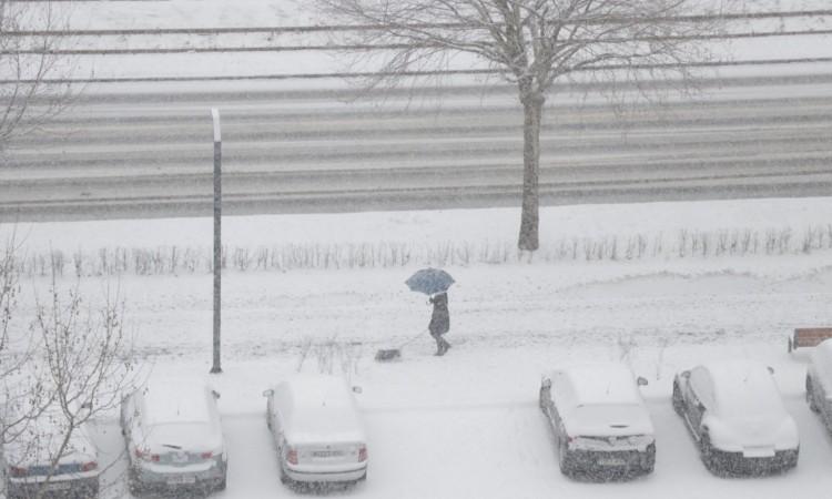 U BiH oblačno sa snijegom, od četvrtka nove sniježne padavine