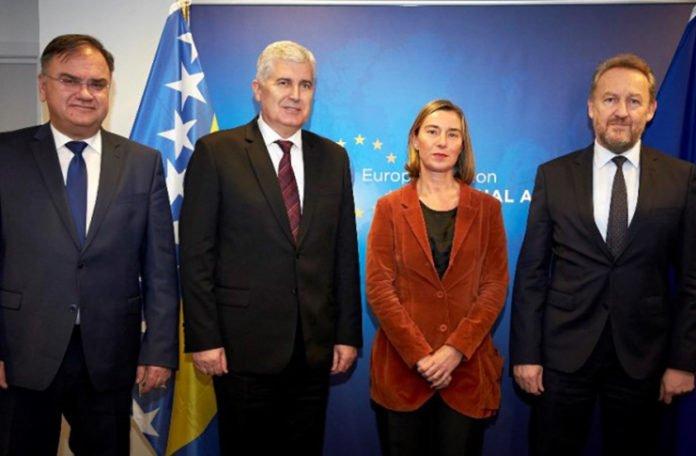 Mogherini: Od bh. političara zavisi kada ćete u EU
