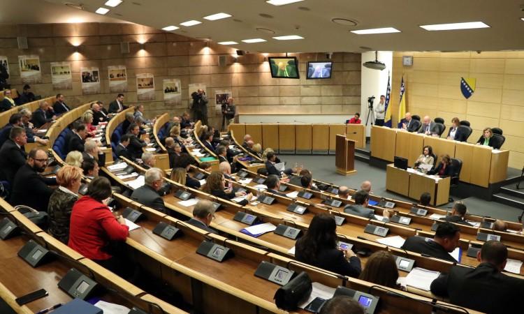 Predstavnički dom Parlamenta FBiH danas o Komisiji za vrijednosne papire