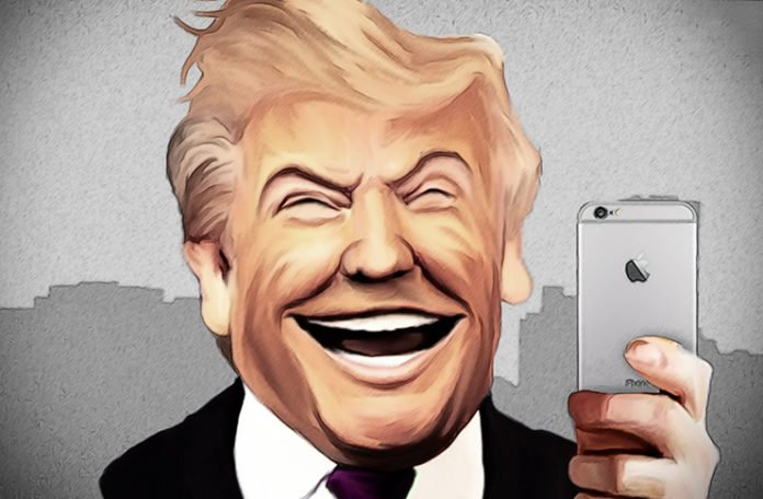 Bye Bye, Mr Trump!