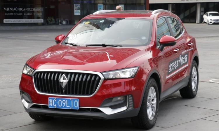Predstavljeni automobili ¨Borgward¨ koji su prešli put od Pekinga do Sarajeva