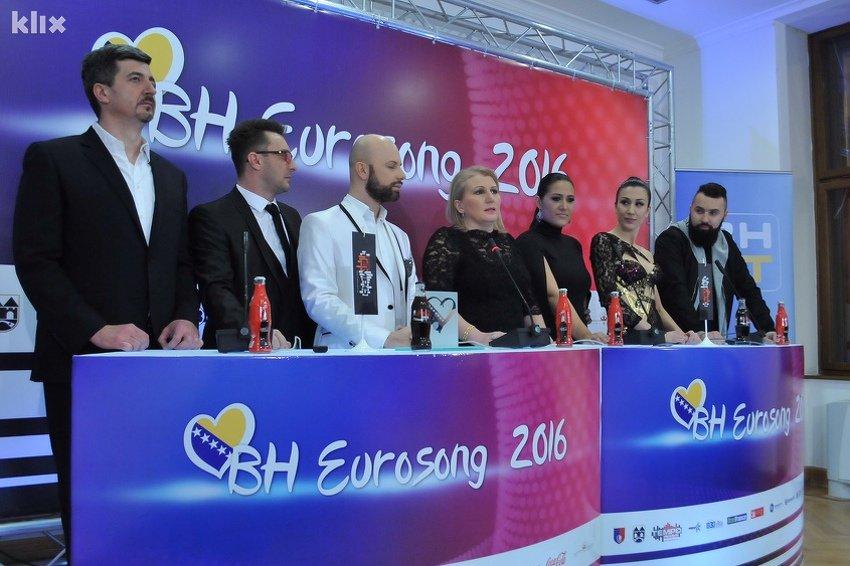Ne nazire se skorašnji povratak BiH na Eurosong