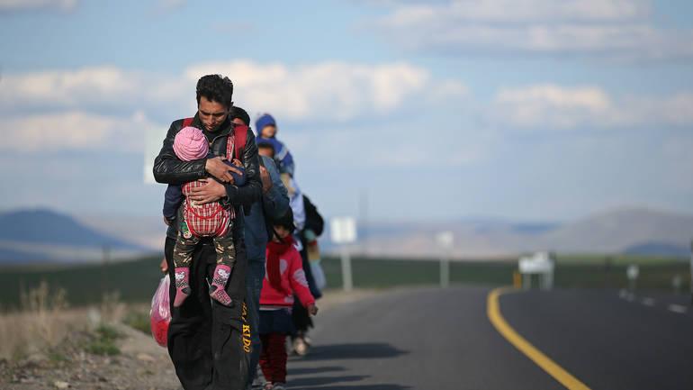 Osamnaest migranata povrijeđeno u incidentu kod granice BiH i Hrvatske