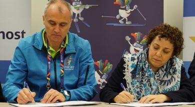 UN ozvaničio podršku EYOF-u potpisivanjem ugovora o saradnji