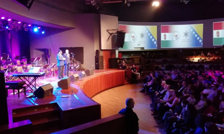 Budapest Jazz Orchestra u Sarajevu održao koncert kao omaž grupi ¨Queen¨