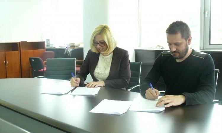 Potpisan ugovor o realizaciji projekta ¨Live Stage¨