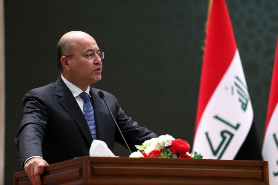 Predsjednik Iraka: Nećemo dozvoliti da SAD napadnu Iran s naše teritorije