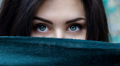 oči oko
