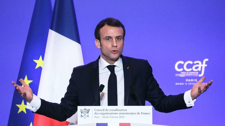 Macron: Ubijen čelnik Islamske države Velike Sahare