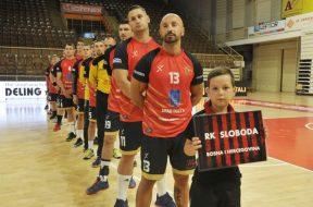Rukometaši Slobode na međunarodnom turniru u Varaždinu